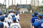 第11回 中日ドラゴンズ少年野球教室を開催しました