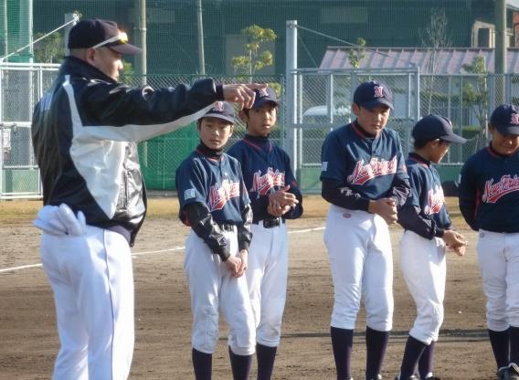 第8回中日ドラゴンズ少年野球教室を開催します